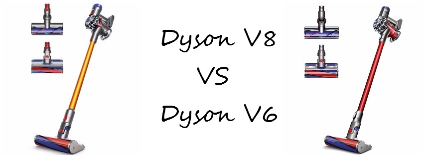 Comparing Dyson V8 And V6 Cordless Vacuums Vacuum
